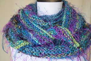 """After the Rain"" Shawl Wrap"