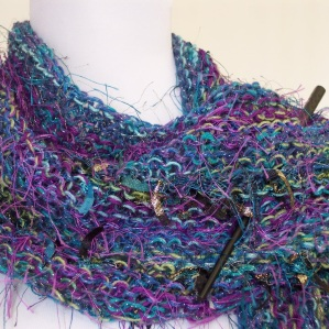 Goddess Shawl Wrap - After the Rain