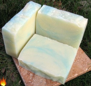 Atlantic Rush Cold Process Bath Soap - Vegan Friendly