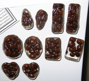 Resin Coffee Magnets