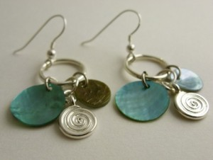 Crazy Moon Earrings