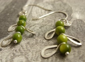 Seedling Leaves Earrings