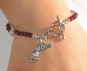 Hope is Not Lost - Adoption Bracelet