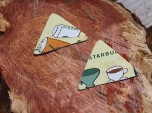 Starbucks Card Guitar Picks