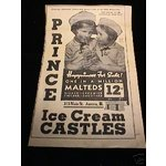 Early Prince Castle Ad