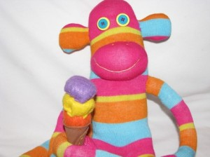 Sherbet the Monkey