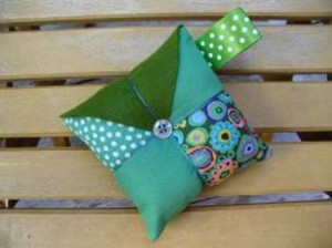 Green Algae Pincushion