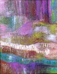 Her Dreams Were of Colors Contemporary Abstract Painting
