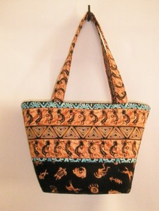 Southwestern Kokopelli Purse by emaryb