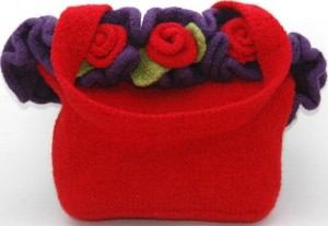 Red Hat Society Purse
