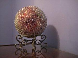 Marble Gazing Ball