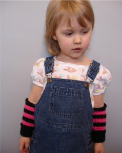 Toddler Armwarmers/Baby Legwarmers