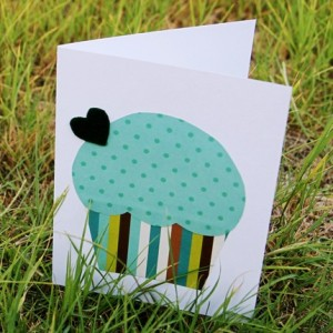 Hello Cupcake (Set of 3 Cards)