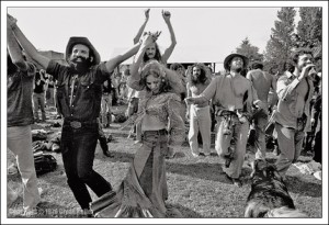 Ken Kesey Poetic Hoo Ha Dance by ClydeKellerPhoto