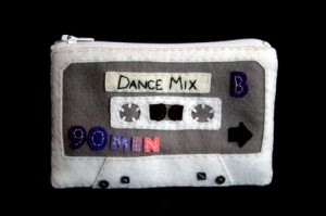 WoolFeltSpecialEditionMixtapePouch_DanceMixbyBraveMoonman