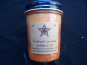 8oz Bacon Pure Soy Candle by redneckcandles