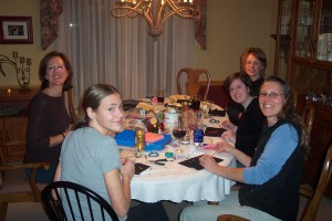 Bracelet-Making Party