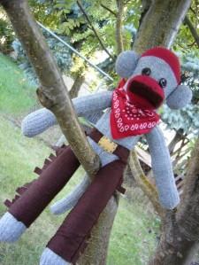 Buford T Monkey by tweeling