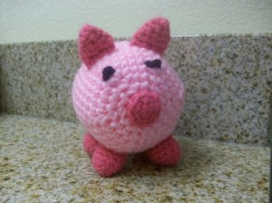 Phoebe the Pretty Little Pig