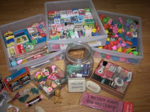Eraser Collection