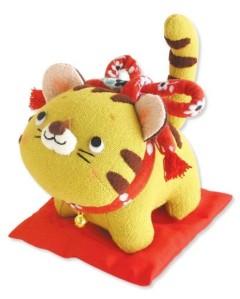 Tiger Patchwork Doll Kit