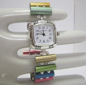 Knitting Needle Watch