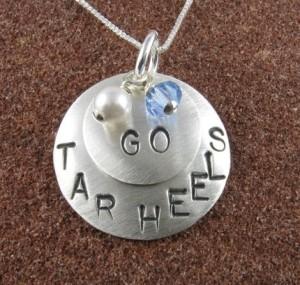 Tarheels Pendant UNC