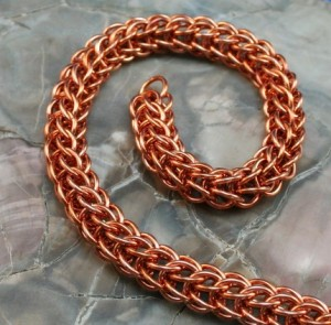 ChainMaille Bracelet Instructions