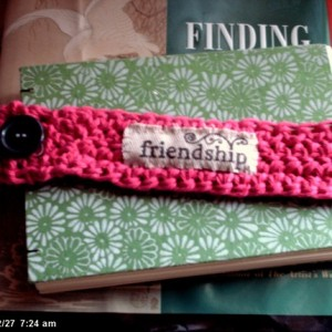Wrist Cuff - Friendship